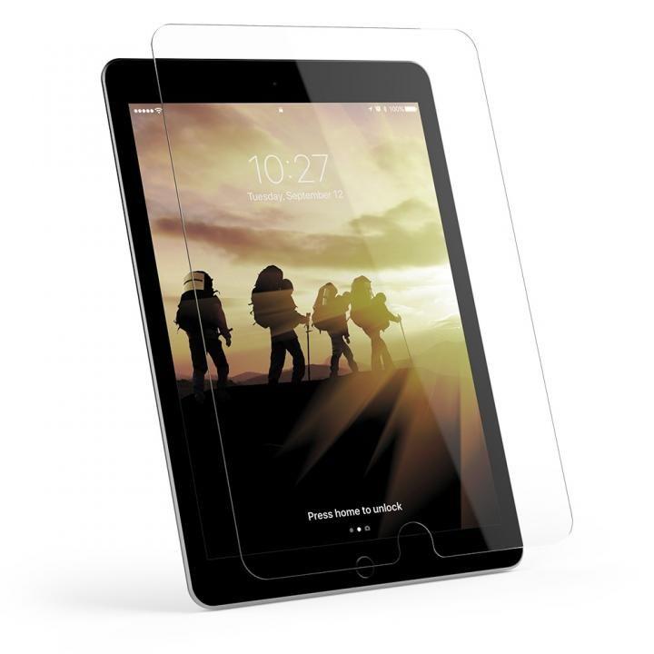 URBAN ARMOR GEAR社製 強化ガラス Screen Shield 10.5インチ iPad Pro_0