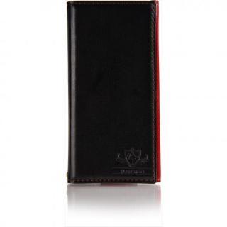 FLAMINGO PUレザー手帳型ケース ブラック iPhone 6s Plus/6 Plus
