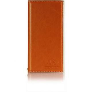 FLAMINGO PUレザー手帳型ケース オレンジ iPhone 6s Plus/6 Plus