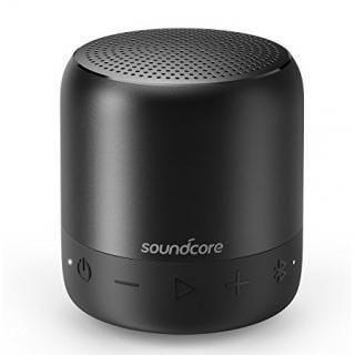 Anker Soundcore mini 2 コンパクト Bluetoothスピーカー ブラック【10月上旬】