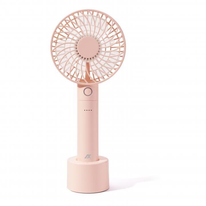 MobileFan 扇風機 ピンク_0