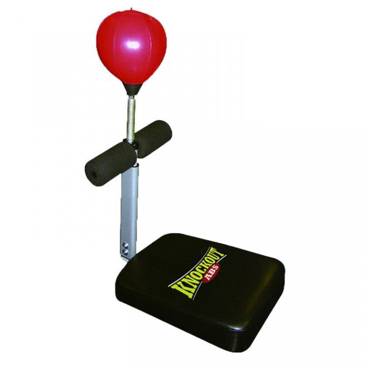 ボールをパンチして腹筋を鍛える 腹筋パンチャー