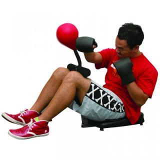 ボールをパンチして腹筋を鍛える 腹筋パンチャー_1