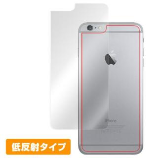 iPhone6 Plus フィルム 背面用保護シート OverLay Protector アンチグレア iPhone 6 Plus