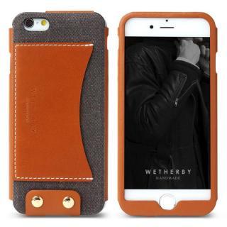 レザーケース WETHERBY PREMIUM グレイ iPhone 6