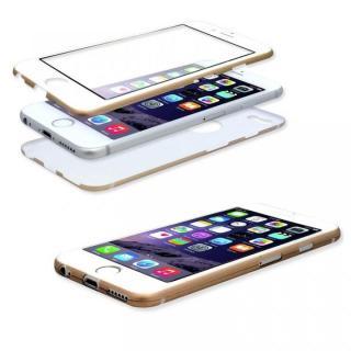 [2018バレンタイン特価]美しい外観、薄さそのままに本体全面を守るケース iGuard ゴールド iPhone 6
