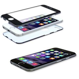 [2018バレンタイン特価]美しい外観、薄さそのままに本体全面を守るケース iGuard スペースグレイ iPhone 6