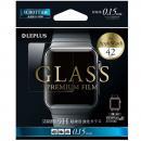 AppleWatch 42mm 強化ガラスフィルム 0.15mm SCHOTT社製