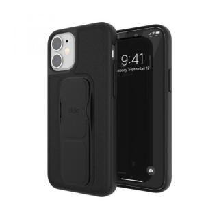iPhone 12 mini (5.4インチ) ケース clckr Gripcase Saffiano black iPhone 12 mini【6月上旬】