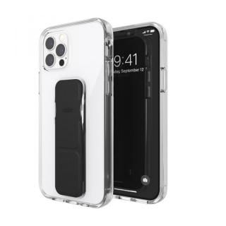 iPhone 12 / iPhone 12 Pro (6.1インチ) ケース clckr Gripcase Clear clear/black iPhone 12/12 Pro