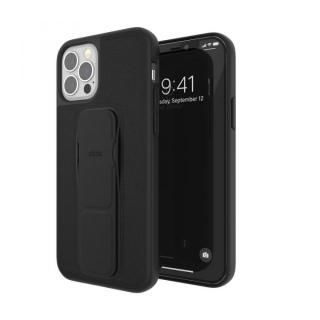 iPhone 12 / iPhone 12 Pro (6.1インチ) ケース clckr Gripcase Saffiano black iPhone 12/12 Pro