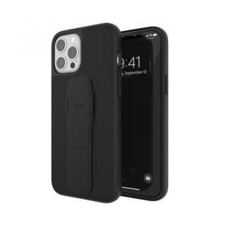 iPhone 12 Pro Max (6.7インチ) ケース clckr Gripcase Saffiano black iPhone 12 Pro Max