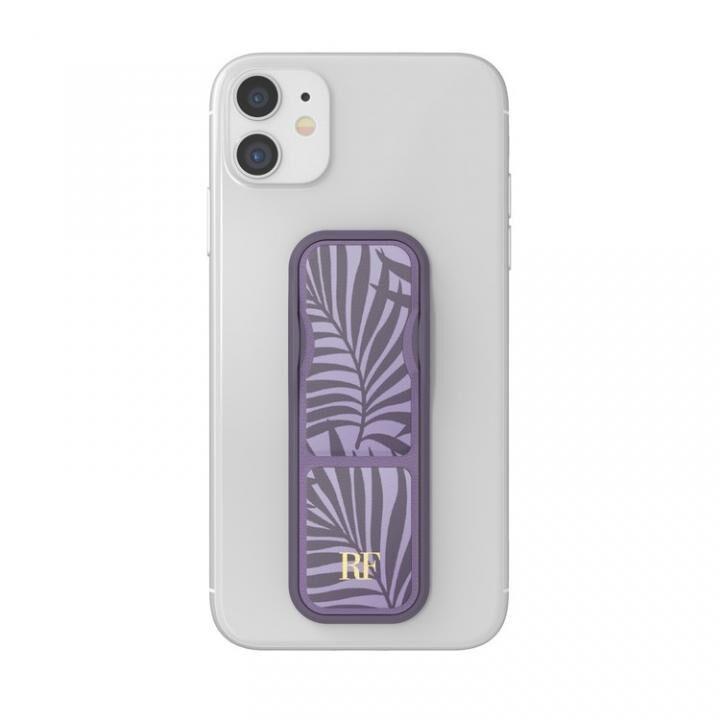 clckr+R&F Universal Stand&Grip Purple Palms【6月上旬】_0