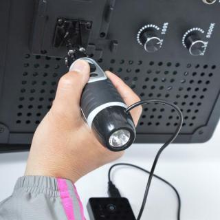 なくさない!収納式ビット USB電動ドライバー_4