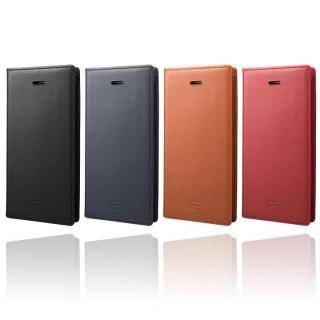 【iPhone SE/5s/5ケース】GRAMAS フルレザー手帳型ケース ネイビー iPhone SE/5s/5_8
