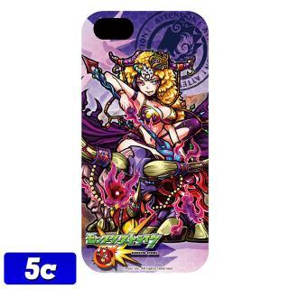 モンスト選抜選挙 地獄の薔薇のハーレーX iPhone 5cケース