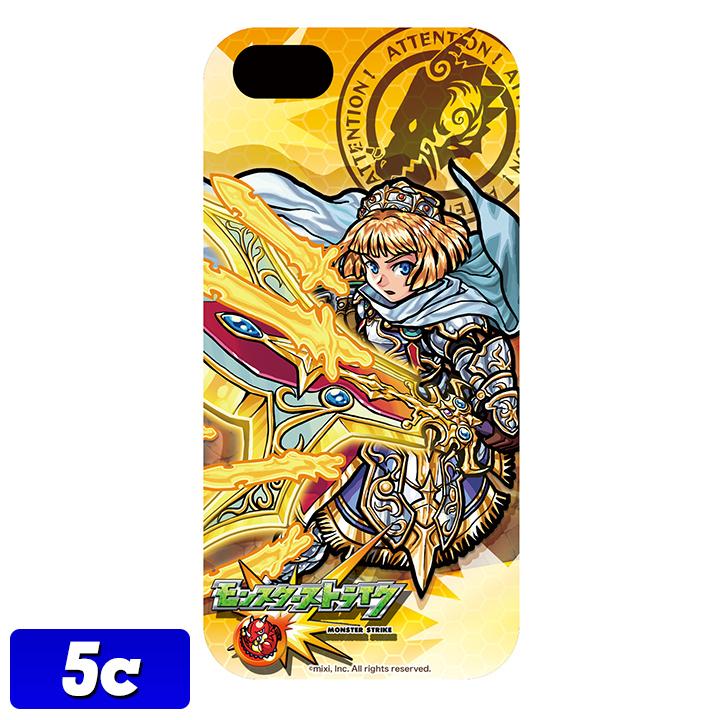 モンスト選抜選挙 騎士王アーサー iPhone 5cケース_0