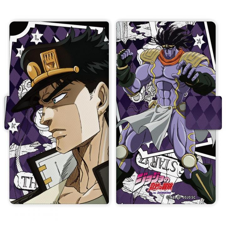 【iPhone6ケース】ジョジョの奇妙な冒険 手帳型ケース 承太郎 iPhone 6_0