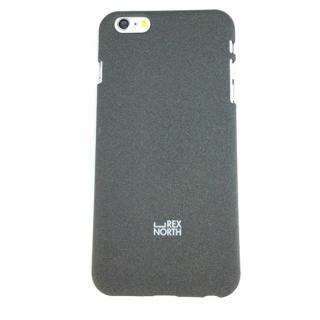 【5月中旬】REXNORTH REXSKIN ソフトケース ブラック iPhone 6
