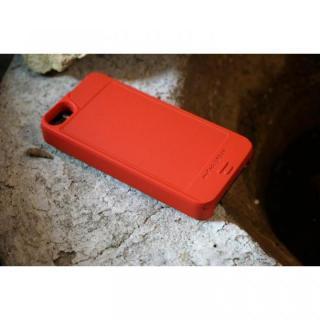 iPhone SE/5s/5 ケース 日常工具内蔵ケース myTask URBAN レッド iPhone SE/5s/5ケース