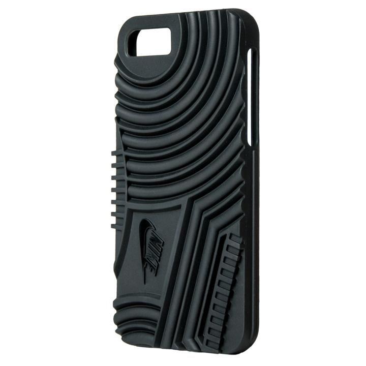 【iPhone7ケース】NIKE AIR FORCE 1 ソフトケース ブラック iPhone 7_0