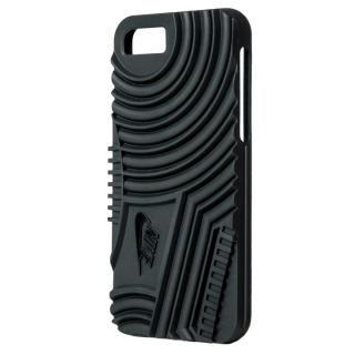 【iPhone7ケース】NIKE AIR FORCE 1 ソフトケース ブラック iPhone 7