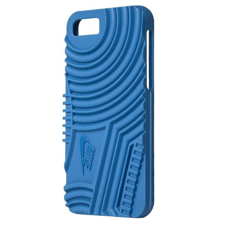 iPhone7 ケース NIKE AIR FORCE 1 ソフトケース スターブルー iPhone 7_0