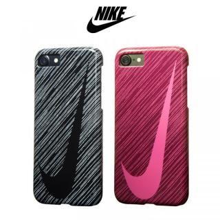 6b5a6a5190 iPhone7 ケース NIKE SWOOSHマーク ハードケース ダイナミックベリー/ハイパーピンク iPhone 7_1