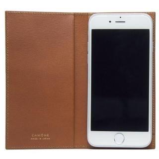 CAMONE Made In Japan 5インチ 多機種対応手帳型ケース キャメル