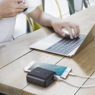 [5000mAh]Anker PowerCore Fusion 5000 USB急速充電器/モバイルバッテリー ブラック【10月下旬】_6