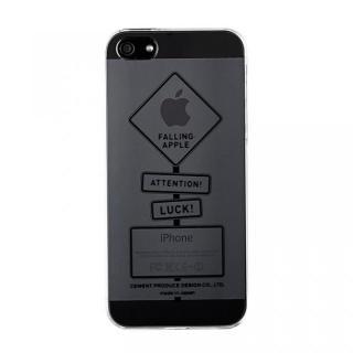 iPhoneにタトゥーを iTattoo5 DANGEROUS ZONE ブラック iPhone SE/5s/5ケース