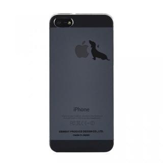 iPhoneにタトゥーを iTattoo5 Stay!ブラック iPhone SE/5s/5ケース