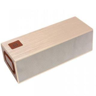 Bluetoothスピーカー Noble ゴールド