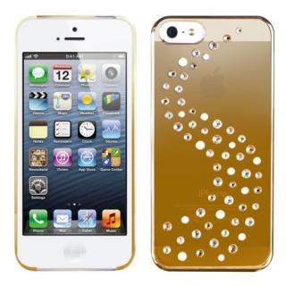 【在庫限り】天の川ケース Bling My Thing ゴールド iPhone 5s/5ケース 送料無料