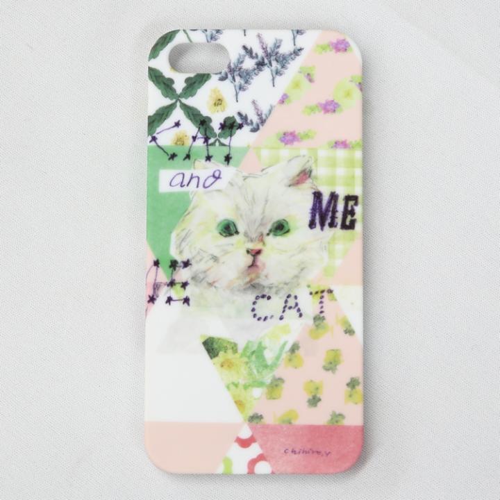 よしいちひろ iPhone SE/5s/5 ケース Cat