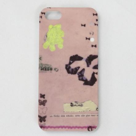 よしいちひろ iPhone SE/5s/5 ケース Collage