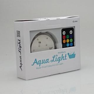 防水カラフルLEDライト Aqua Light_2