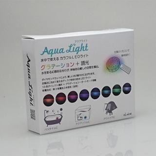 防水カラフルLEDライト Aqua Light_3