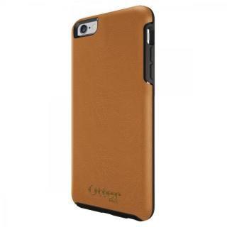 【iPhone6s Plus/6 Plusケース】OtterBox Symmetry 耐衝撃レザーケース アンティークタン iPhone 6s Plus/6 Plus_1