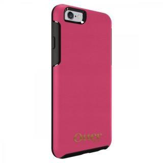 iPhone6s Plus/6 Plus ケース OtterBox Symmetry 耐衝撃レザーケース マゼンタピンク iPhone 6s/6