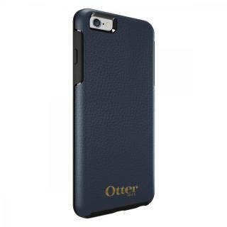 【iPhone6s Plus/6 Plusケース】OtterBox Symmetry 耐衝撃レザーケース ネイビー iPhone 6s Plus/6 Plus