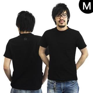 UPBK サイドポケットTシャツ ブラック Mサイズ