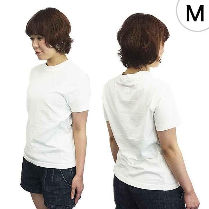 UPBK サイドポケットTシャツ ホワイト Mサイズ_0
