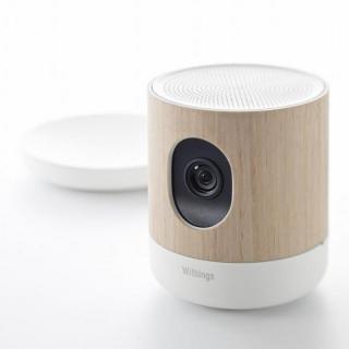 環境センサー付きHDカメラ Withings Home_2