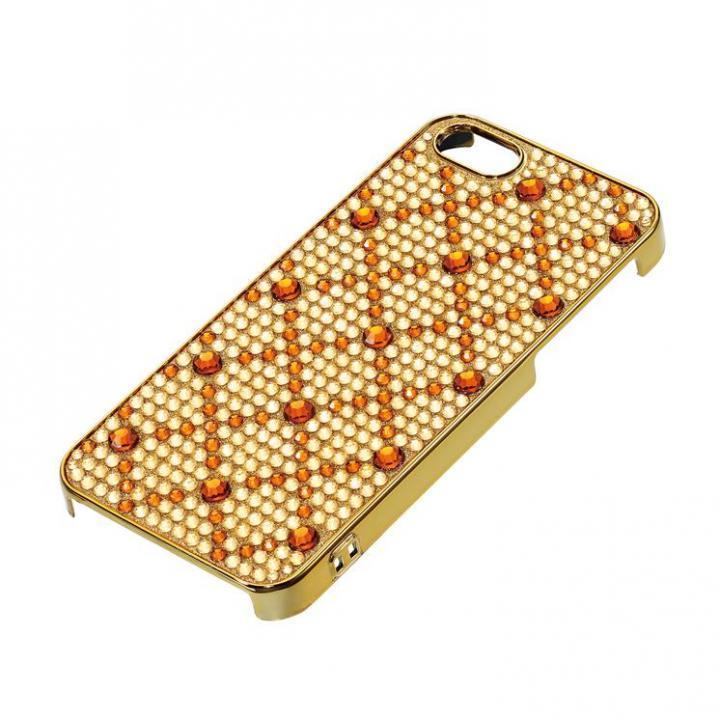 iPhone SE/5s/5 ケース idress ジュエリーケース ゴールド iPhone SE/5s/5ケース_0