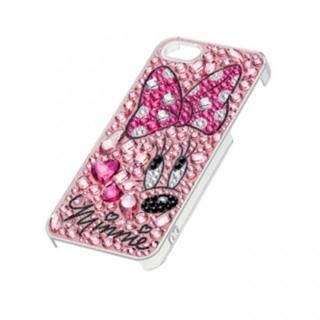 iPhone SE/5s/5 ケース ジュエリーケース ディズニー ミニー iPhone SE/5s/5ケース