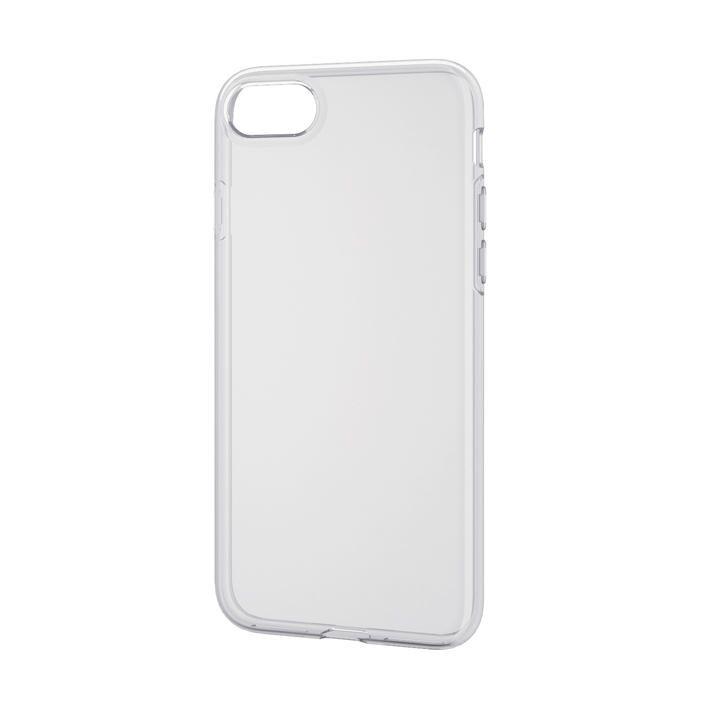 iPhone8/7/6s/6 ケース ソフトケース 極み フォルティモ クリア iPhone SE 第2世代/8/7_0