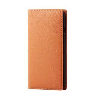 iPhone SE 第2世代 ケース ソフトレザーケース イタリアン(Coronet) オレンジスカッシュ iPhone SE 第2世代/8/7