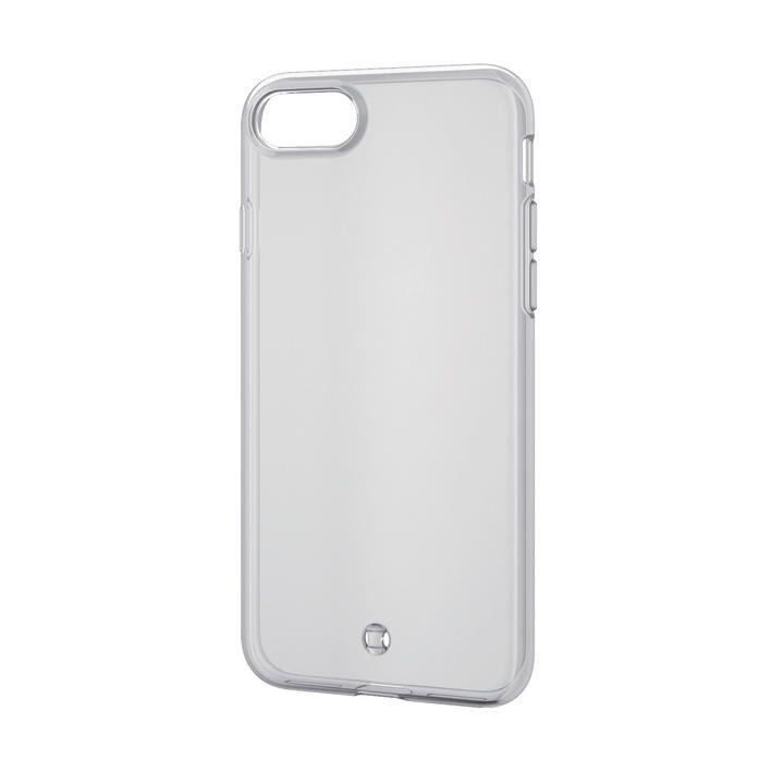 iPhone8/7/6s/6 ケース ソフトケース 極み ストラップホール付 クリア iPhone SE 第2世代/8/7_0