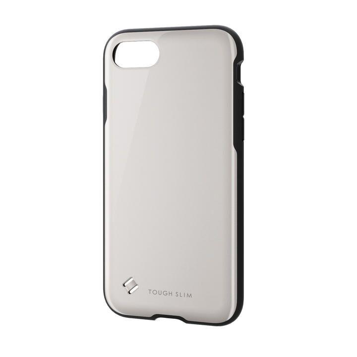 iPhone8/7/6s/6 ケース TOUGH SLIM2 ホワイト iPhone SE 第2世代/8/7_0